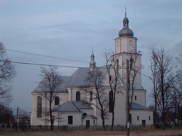 Parafia wKrygu