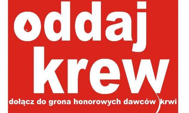 Klub HDK Lipinki zaprasza naakcje krwiodawstwa wKobylance iLibuszy