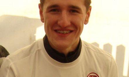 Szymon Kulka drugi wplebiscycie European Athletics