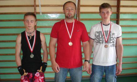 II Gminne Igrzyska LZS – sporty siłowe wPagorzynie