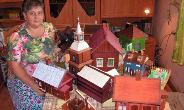 Małe domki zwielkich marzeń – Danuta Kosińska zLipinek