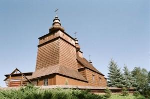 Cerkiew Męcina Wielka - © Janusz Karp