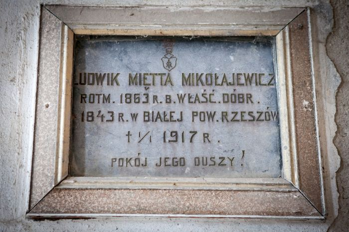 Ludwik Miętta-Mikołajewicz – powstaniec styczniowy