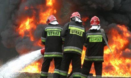 Pożar wPagorzynie