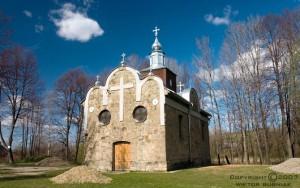 Greckokatolicka cerkiew wRozdzielu - fot.Wiktor Bubniak