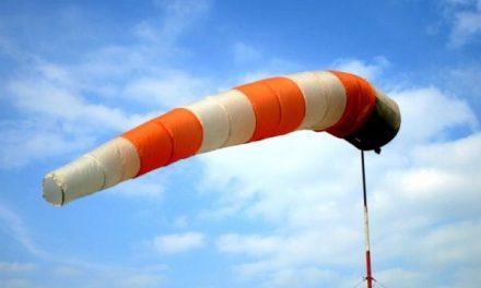 Prognoza pogody: Uwaga nasilny wiatr!
