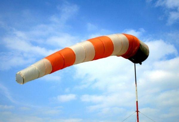 Ostrzeżenie meteorologiczne: Uwaga nasilny wiatr!