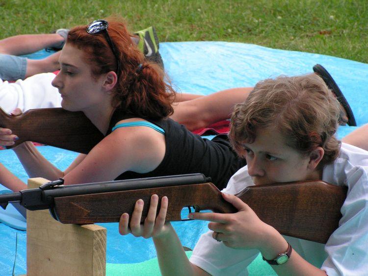 Zapraszamy naZawody Strzeleckie wparku wLipinkach