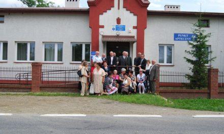 Pierwszy whistorii Zjazd Absolwentów Szkoły Podstawowej wKrygu