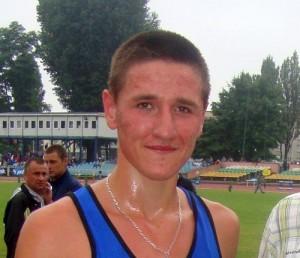 Szymon Kulka - zawodnik ULKS Lipinki