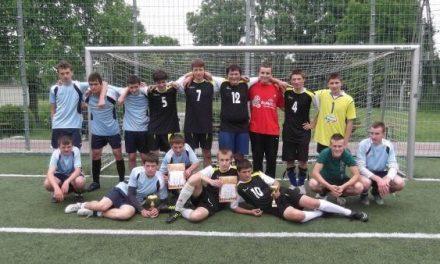 Turniej Piłki Nożnej wKrygu