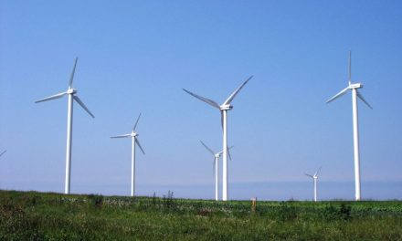 Farma wiatrowa wRozdzielu
