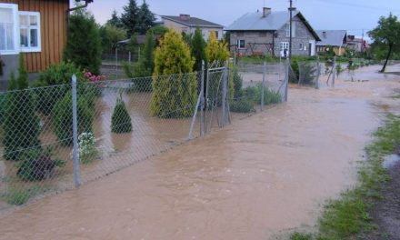 Środki nausuwanie skutków powodzi
