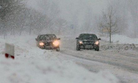 Prognoza pogody: Ostrzeżenie przedzamieciami!