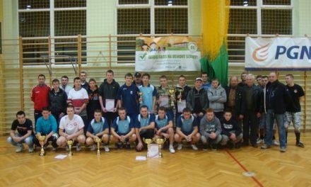 III Turniej Gminny wHalową Piłkę Nożną OSP