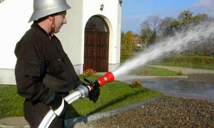 Manewry strażackie wLipinkach