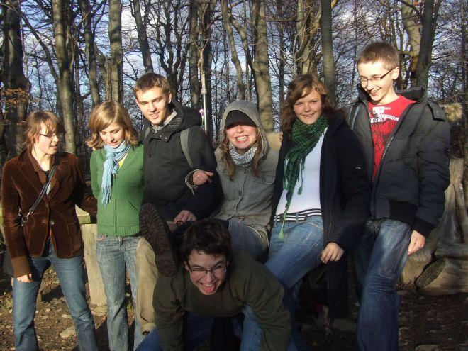 Rekolekcje wLipinkach 2007/2008