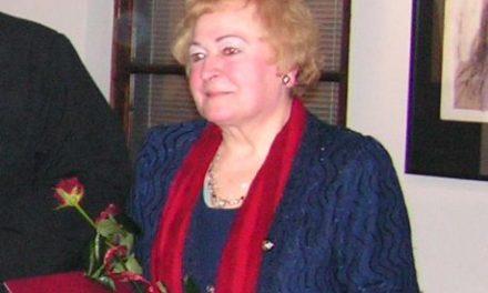 Pani Barbara Brach zkolejnym poetyckim laurem