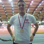 Dominik Bochenek zdobył kolejny medal Mistrzostw Polski