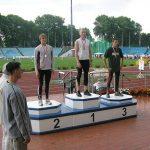 Dominik Bochenek drugi naMistrzostwach Polski Juniorów