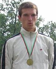 Grzegorz Pawłowski zLipinek wicemistrzem Polski