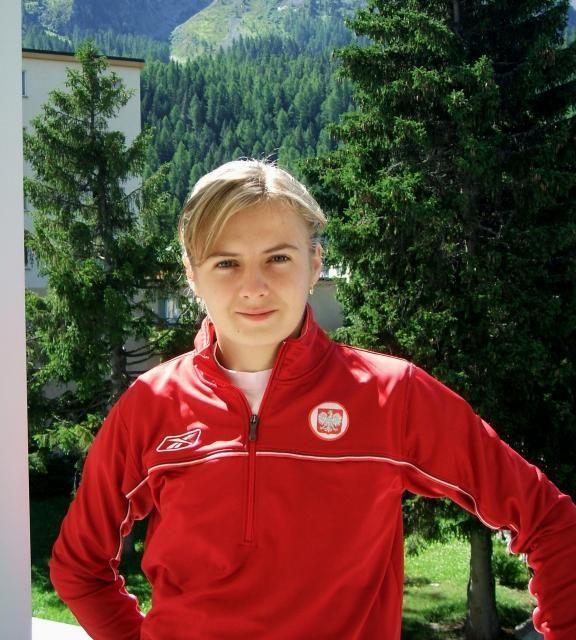 Jolanta Wójcik zdobyła kolejny brązowy medal