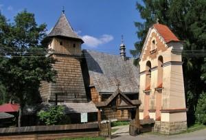Kościół wBinarowej - fot.K. Chojnacki; PolskaNiezwykla.pl