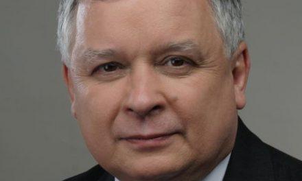 Lech Kaczyński zwycięża wGminie Lipinki