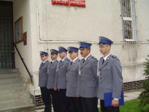 Posterunek policji wLipinkach otwarty