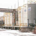 """Sytuacja naterenie byłej Rafinerii Naftowej """"Glimar"""" wGorlicach"""