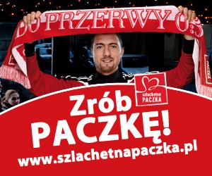 Szlachetna Paczka 2011 wGminie Lipinki