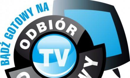 Naziemna telewizja cyfrowa wkroczy doGminy Lipinki
