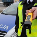 Nietrzeźwa 33-latka zatrzymana dokontroli drogowej naterenie gminy Lipinki