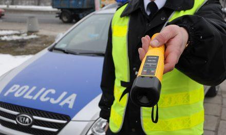 """Kontrola trzeźwości kierowców wramach akcji """"Alkohol iNarkotyki"""""""