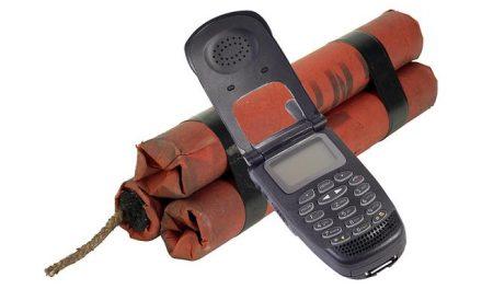 Bombowy alarm wGminie Lipinki