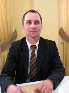 Józef Cionek - sołtys Wójtowej