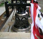 Nowe dzwony wnowym kościele wLipinkach