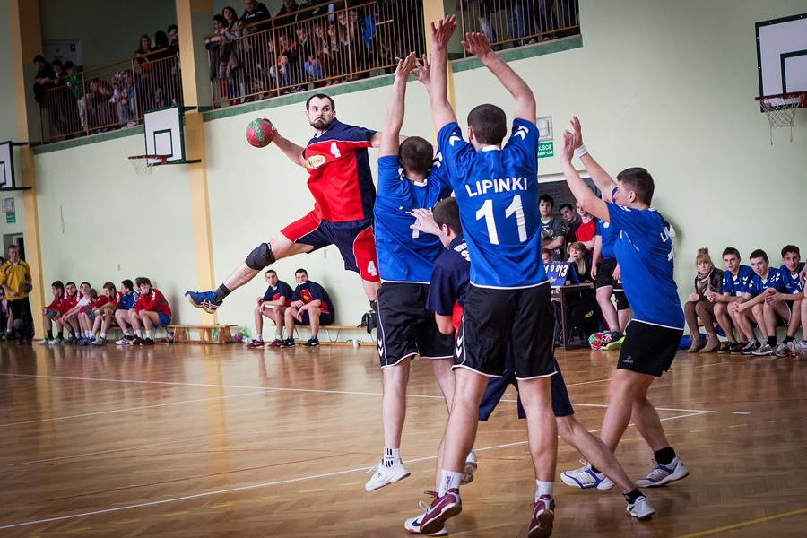 Towarzyski Turniej Piłki Ręcznej Lipinki 2013