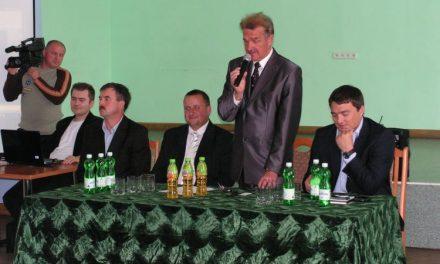 Wiceminister Tomasz Półgrabski zgospodarską wizytą wKrygu