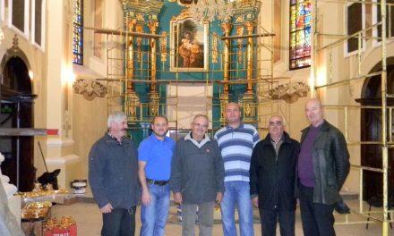 Osiemdziesiąt dziewięć dni, czyli remont zabytkowego kościoła wLipinkach