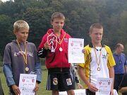 Medale naszych sportowców wbiegach przełajowych