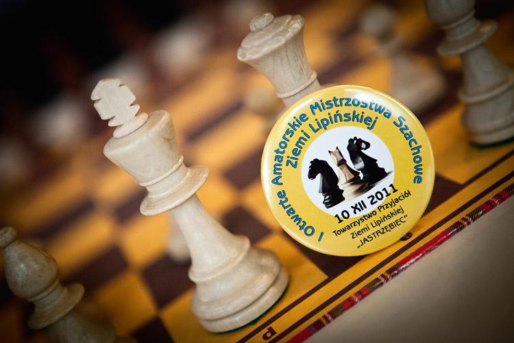 Szachowe Mistrzostwa wLipinkach
