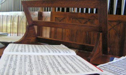 Lipińskie organy wkościele parafialnym poświęcone