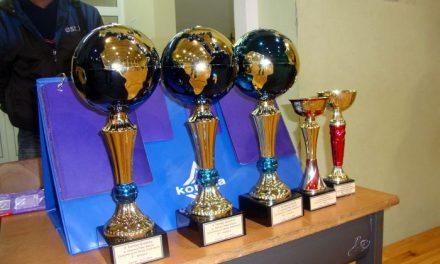 Gminny Turniej Strażaków wHalową Piłkę Nożną