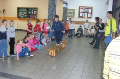 Halowe Mistrzostwa SP wLipinkach wLekkiej Atletyce