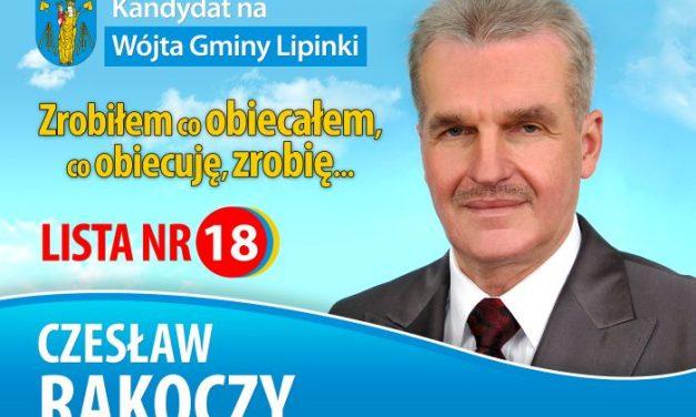 Czesław Rakoczy: Droga jest mi ta gmina (wywiad)