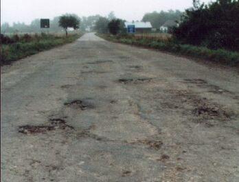 Modernizacja dróg nagranicy województw