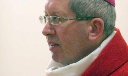 Tegoroczną uroczystość Miłosierdzia Bożego wWójtowej poprowadzi Biskup Jan Niemiec