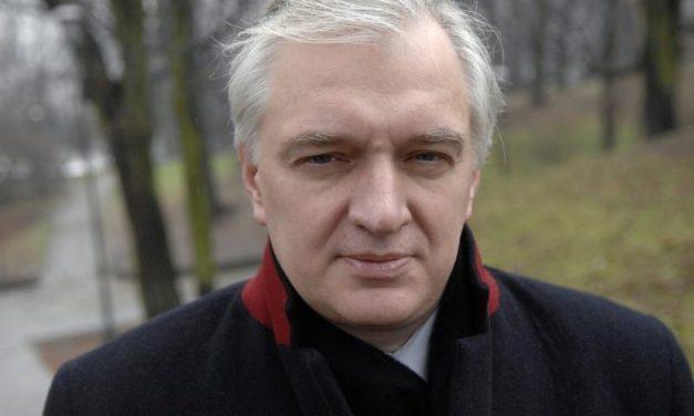 Jarosław Gowin wBieczu iGorlicach