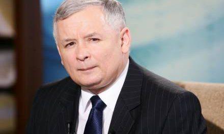 Gmina Lipinki głosuje naJarosława Kaczyńskiego
